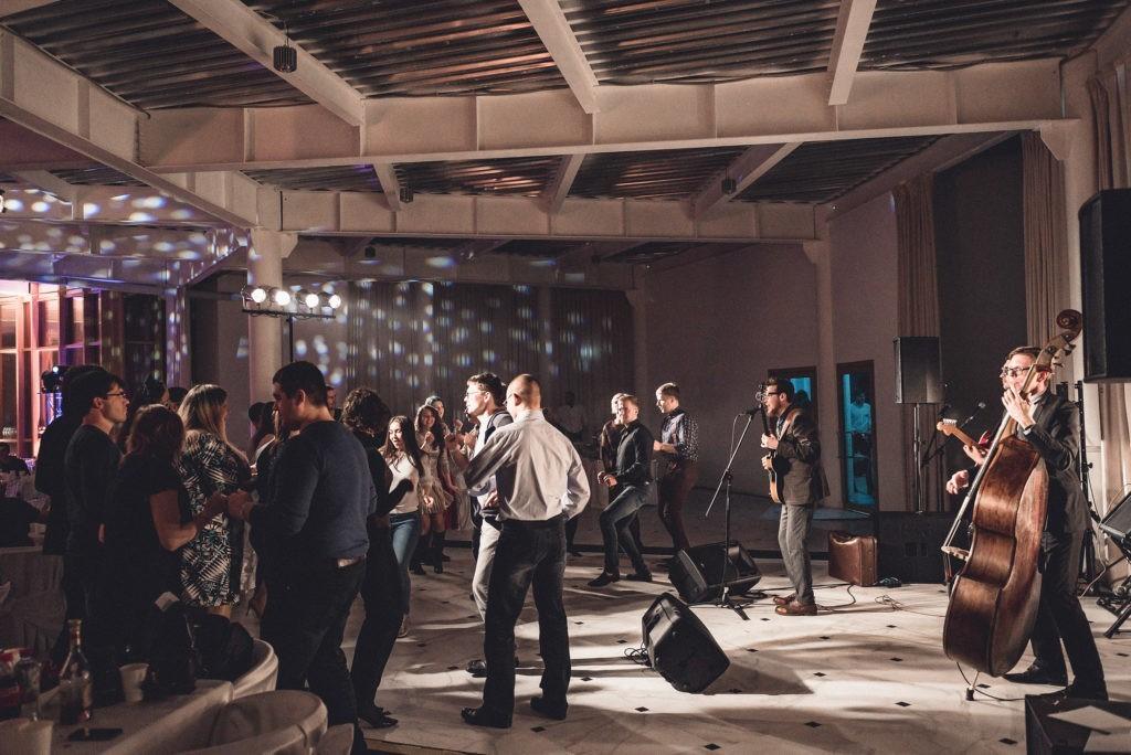 EPAM — winter party 2018